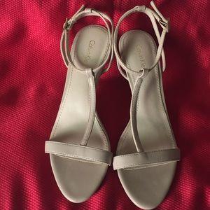 Calvin Klein's shoe
